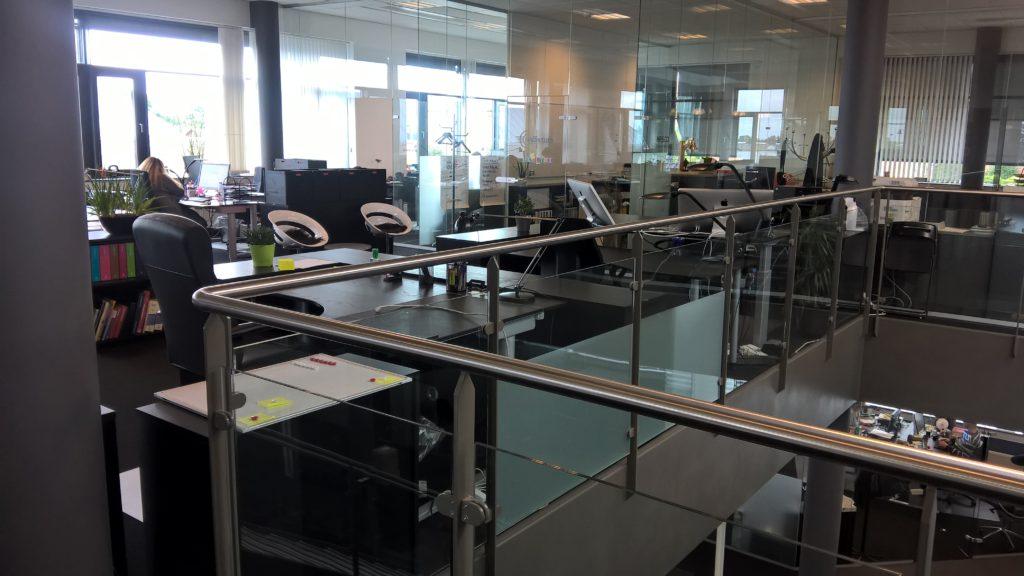 Åben kontorlandskab i Danmark